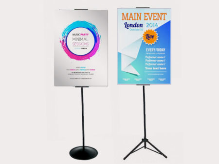 Bunting Stand Printing
